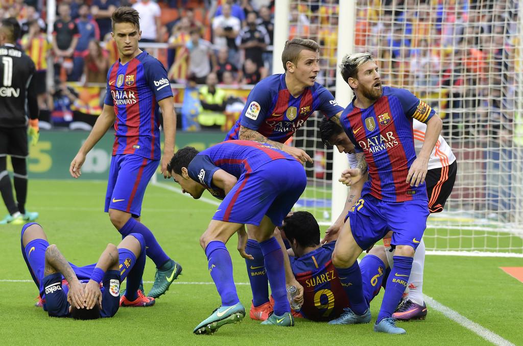 Играют, как в Испании, судят, как в России - фото