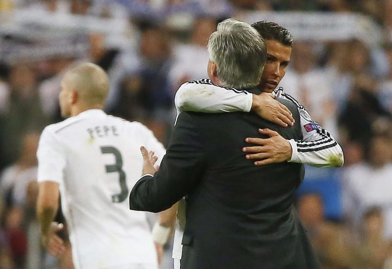Анчелотти прокомментировал трансфер Роналду в «Реал» - фото