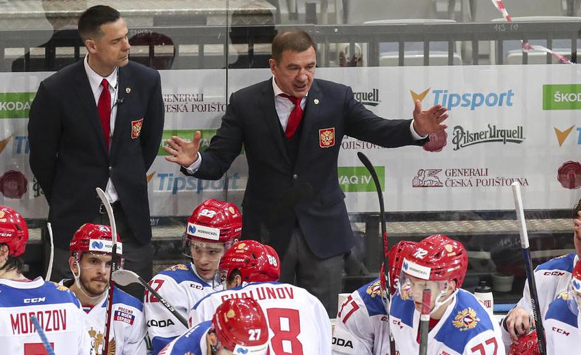 Брагин назвал причины вылета сборной России в четвертьфинале ЧМ-2021 - фото