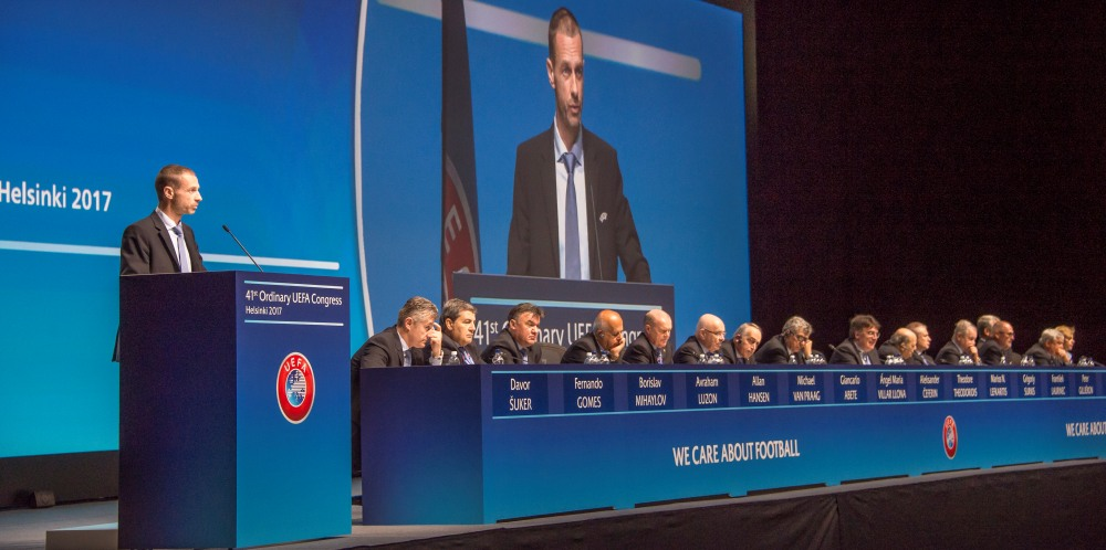 УЕФА может исключить из еврокубков участников Суперлиги - фото