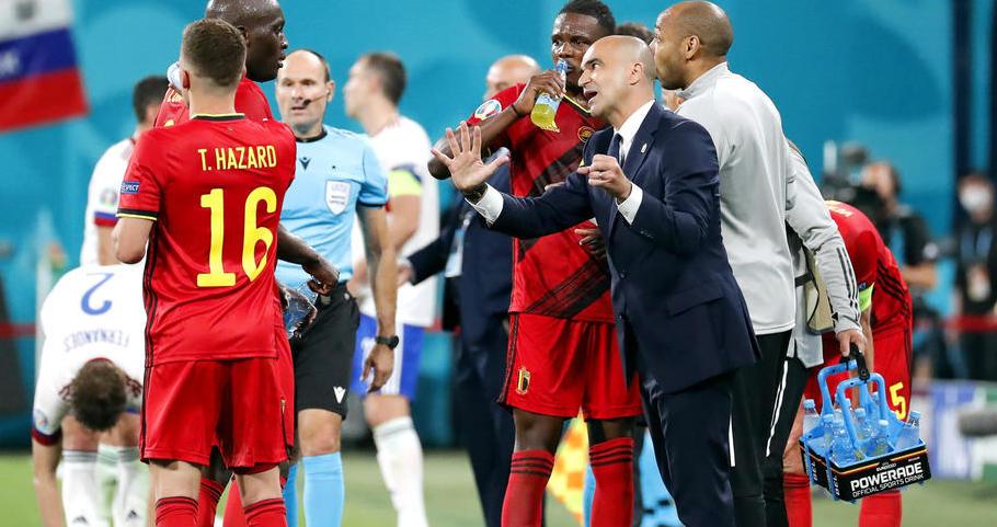 Роберто Мартинес: Мы понимаем, как нужно себя вести со сборной России - фото