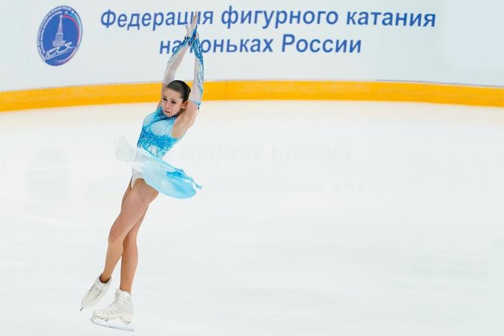 Валиева и Туктамышева поделились мыслями после финала Кубка России - фото