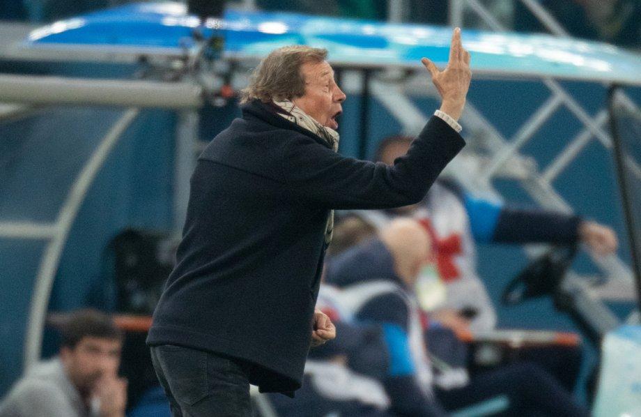 Семин разочарован игрой «Локомотива» в матче за Суперкубок России - фото