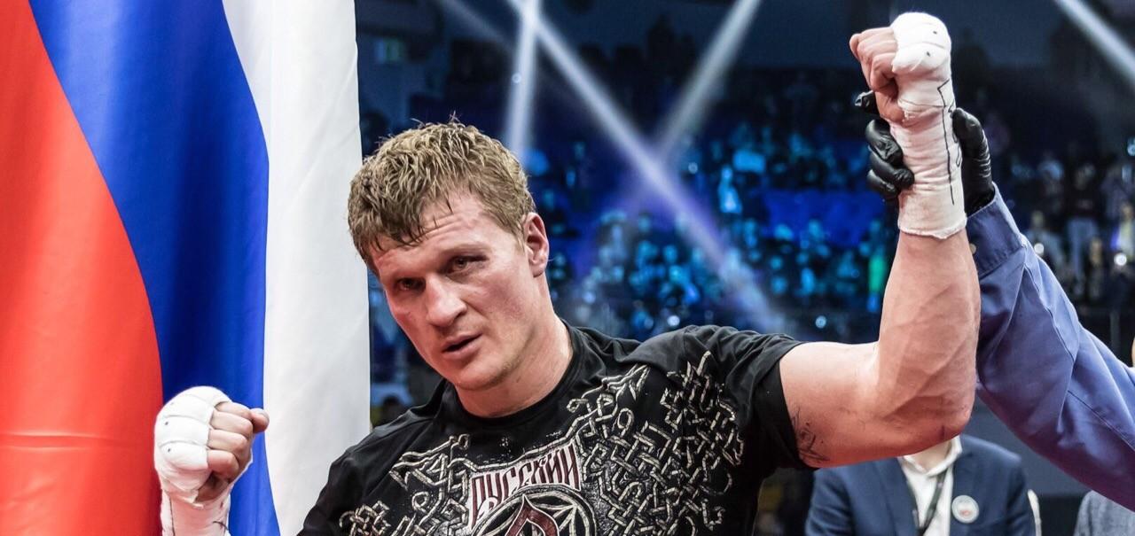 Александр Поветкин вылечился от коронавируса - фото
