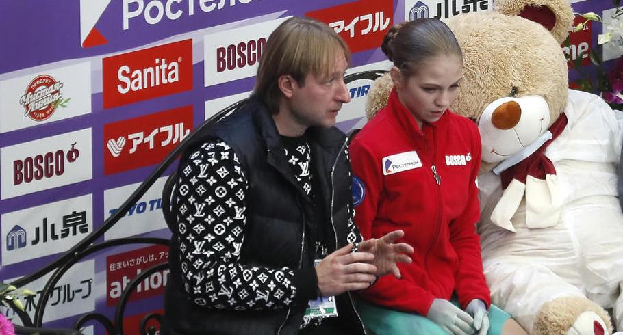 Что ждет Плющенко после ухода Трусовой и Косторной - фото