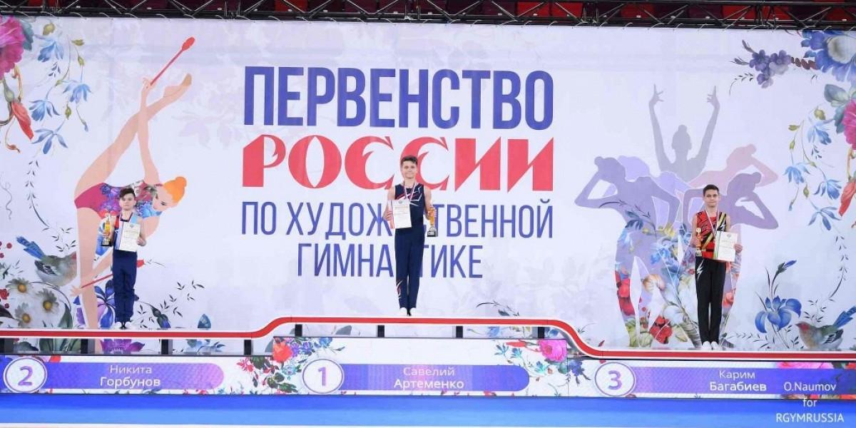 Глава питерской школы художественной гимнастики о выступлениях мужчин на Первенстве России - фото