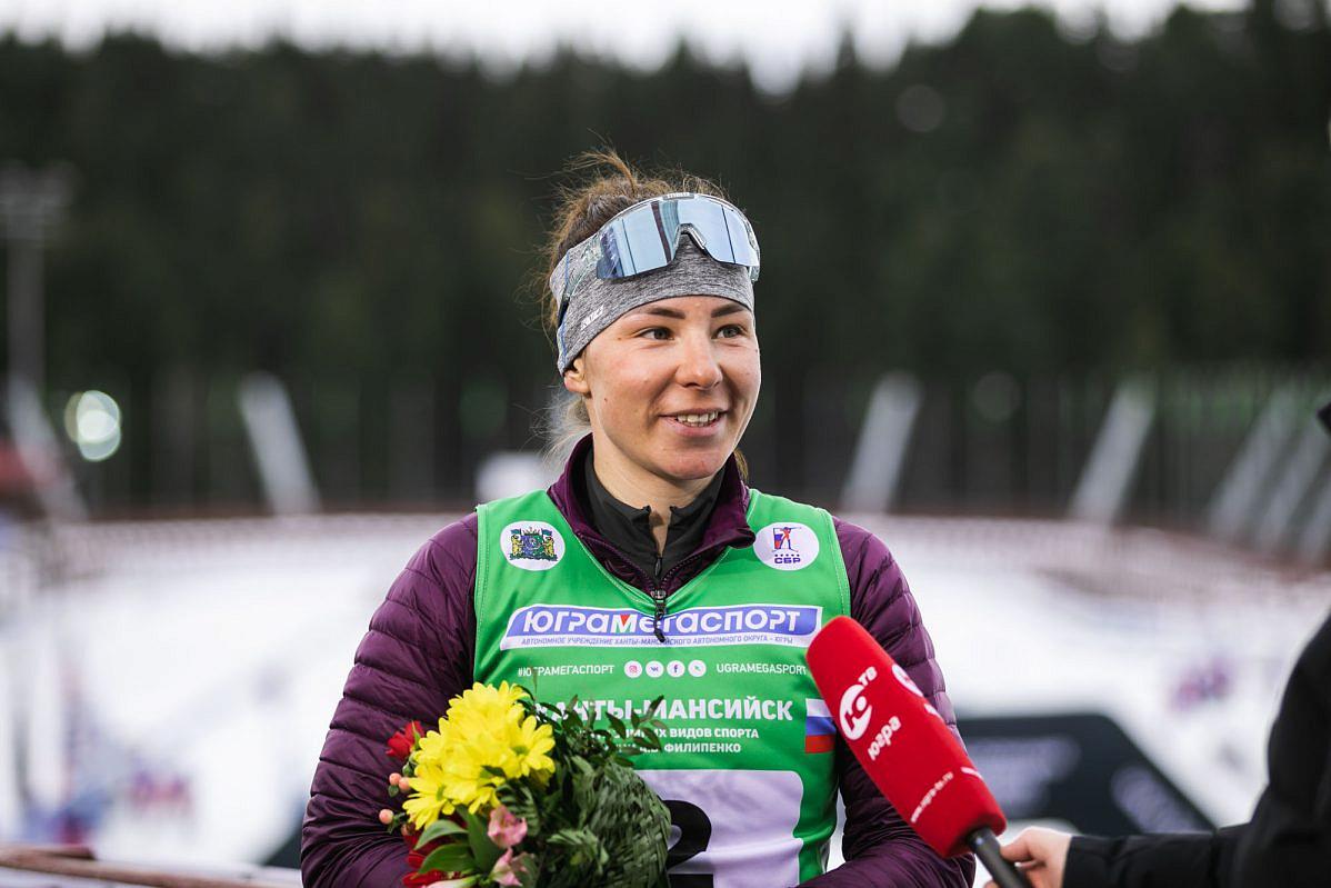 Ушкина рассказала о своем будущем в сборной России - фото
