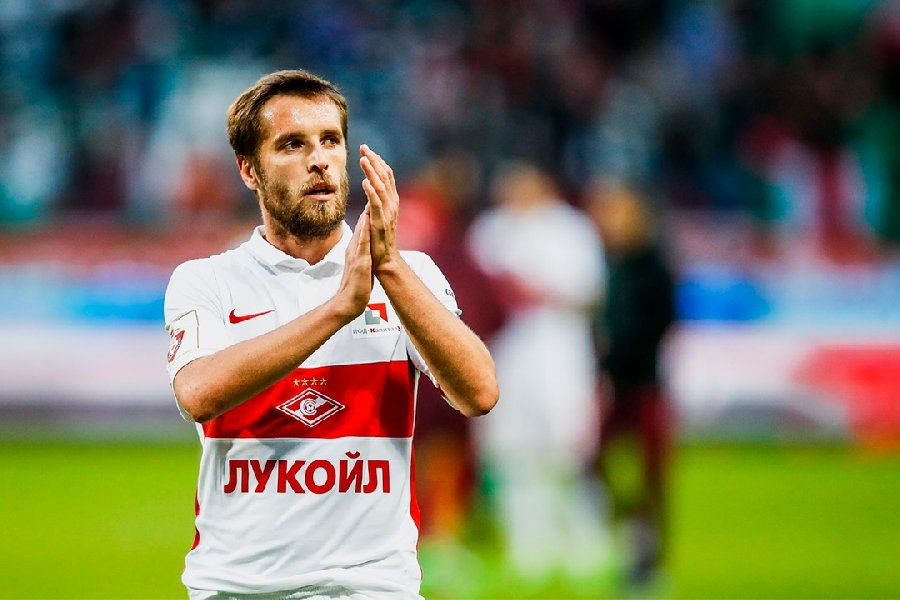 Комбаров оценил шансы «Спартака» в матче с «Легией» - фото