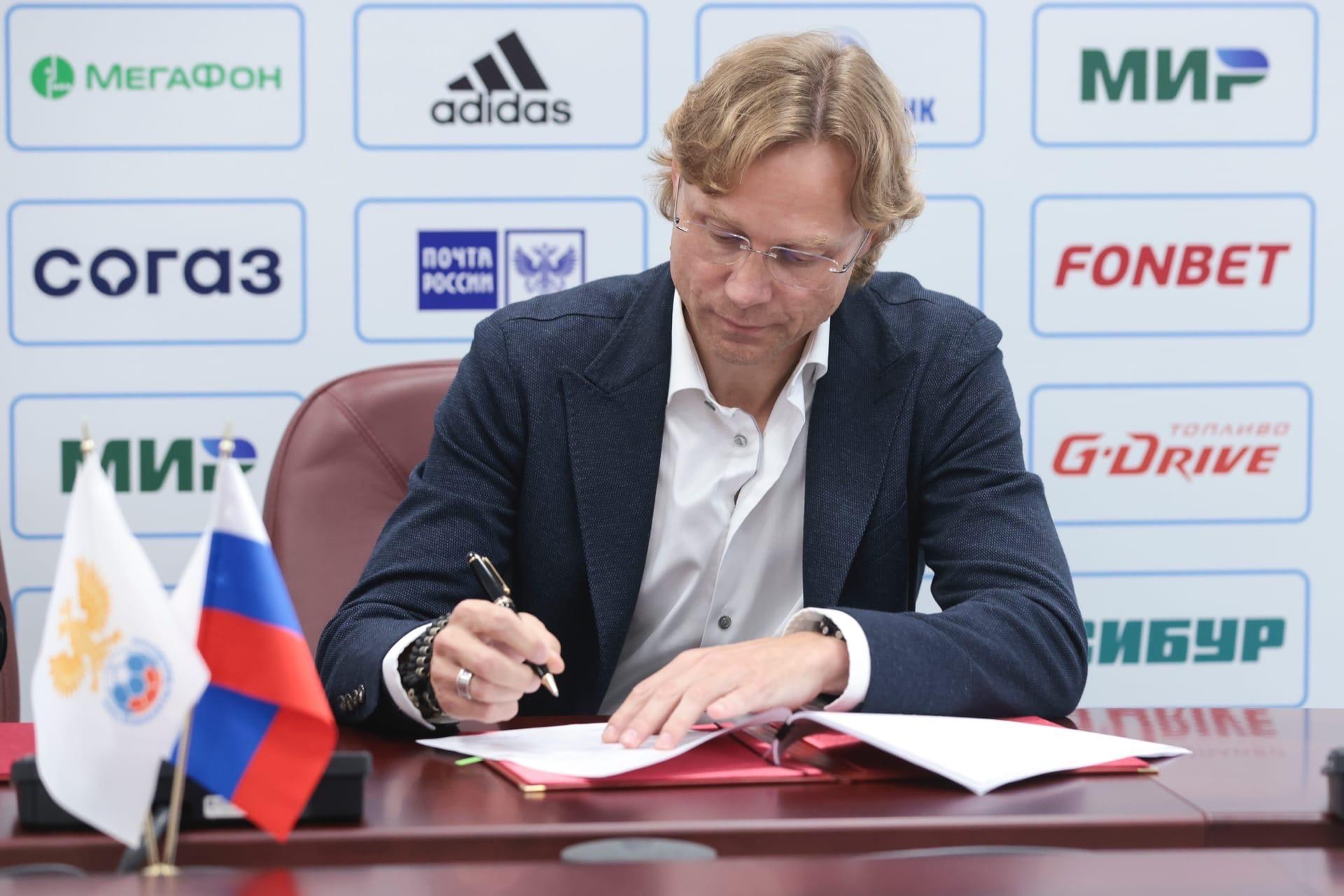 Песков прокомментировал назначение Карпина главным тренером сборной России - фото