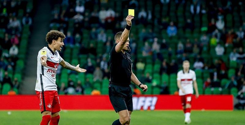 Питерский судья назначен на матч первого тура РПЛ «Рубин» – «Спартак» - фото