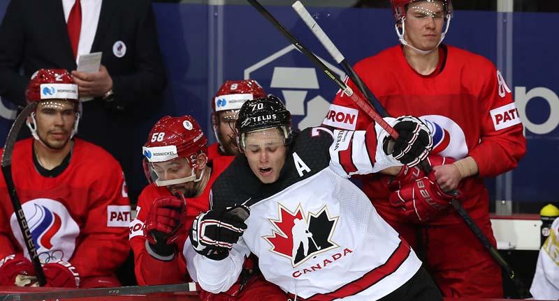 Канада догнала СССР/Россию по числу побед на чемпионатах мира - фото