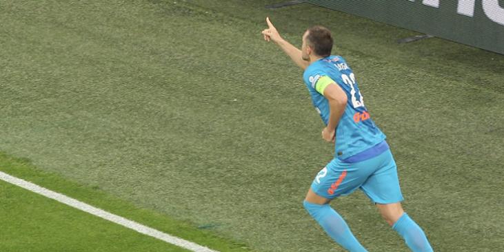 «Зенит» в меньшинстве потерпел первое поражение в РПЛ - фото