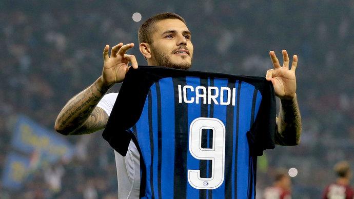 «Ювентус» не готов платить за Икарди больше 40 млн евро, «Интер» хочет 60 млн - фото