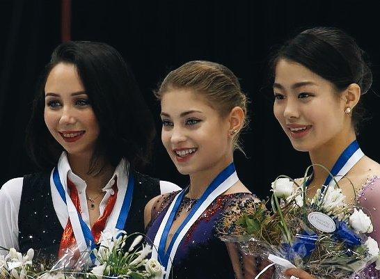 Елизавета Туктамышева назвала необходимое условие для конкуренции за место в сборной России - фото