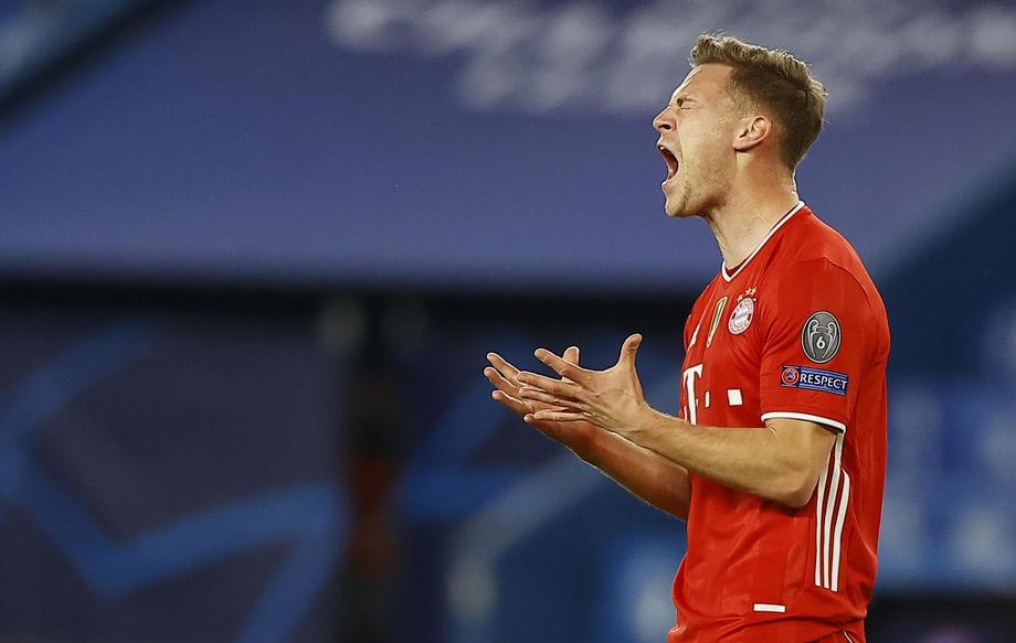 «Баварии» не хватило забитых мячей для выхода в полуфинал лиги чемпионов - фото