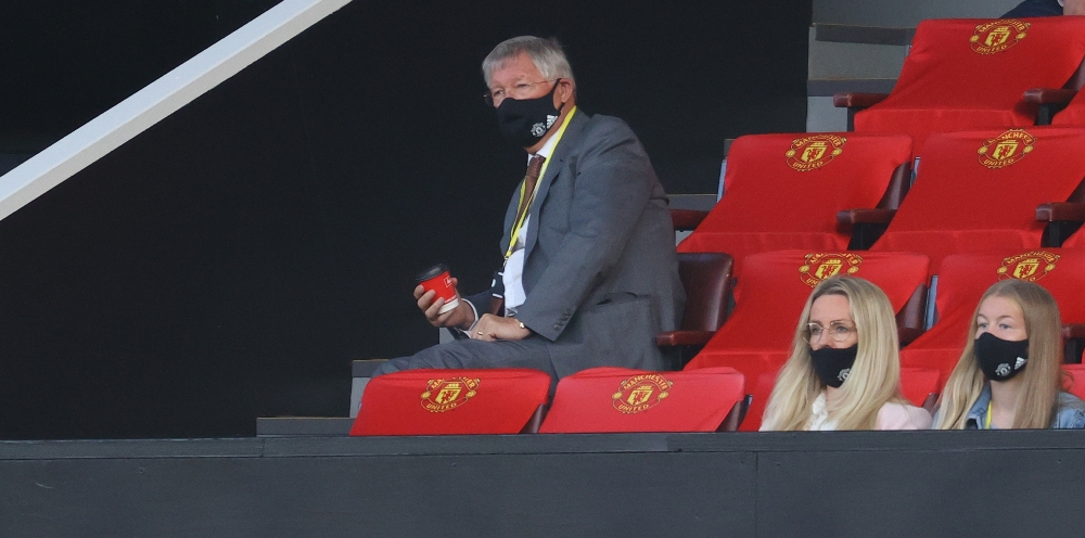 Алекс Фергюсон полетел с «Манчестер Юнайтед» на финал Лиги Европы - фото