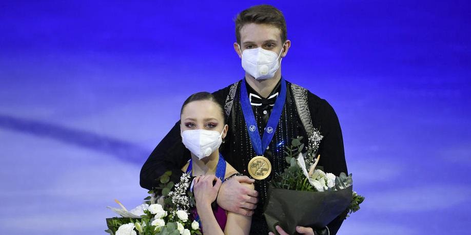 Бойкова и Козловский покажут новый показательный номер - фото