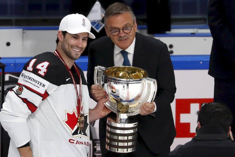 Фазель заявил, что Россия является важным участником хоккейного сообщества - фото