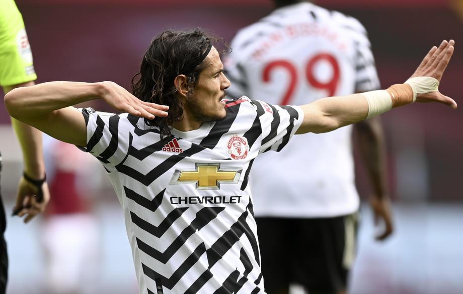 Кавани не покинет «Манчестер Юнайтед» - фото
