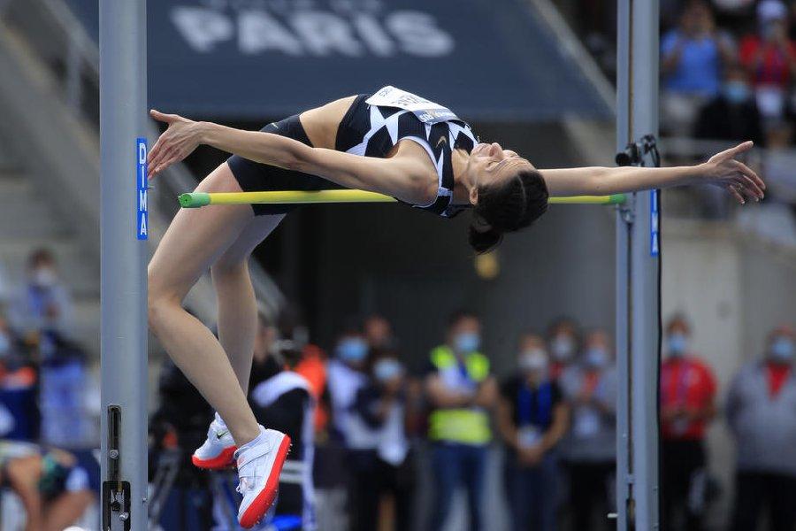 Мария Ласицкене – лучшая легкоатлетка Европы в сентябре - фото
