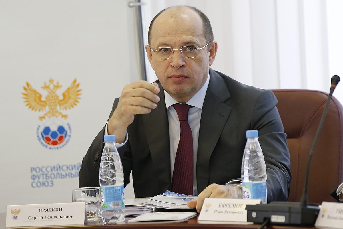Сергей Прядкин рассказал, как новый формат Лиги чемпионов может помешать расширению РПЛ - фото