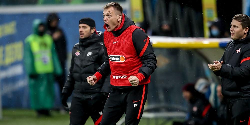 Ребров ответил на обвинение в заигрывании с руководством «Спартака» - фото