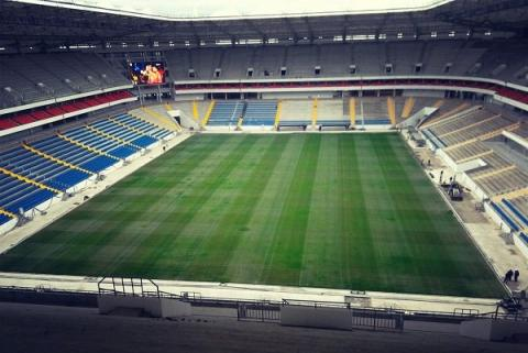 В Ростове построили стадион к ЧМ-2018 - фото