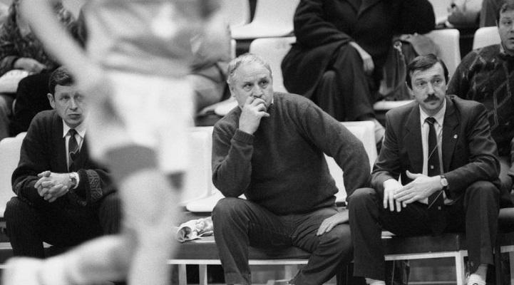 Владимир Кондрашин: символ Питера, воплощение спортивного благородства - фото
