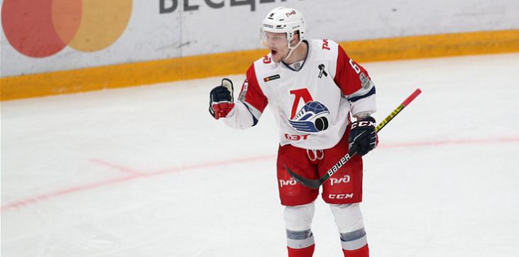 «Локомотив» выиграл у ЦСКА в овертайме и сравнял счет в серии - фото
