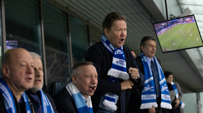 Агент объяснил, почему через год «Газпром» может отказаться от «Зенита» - фото