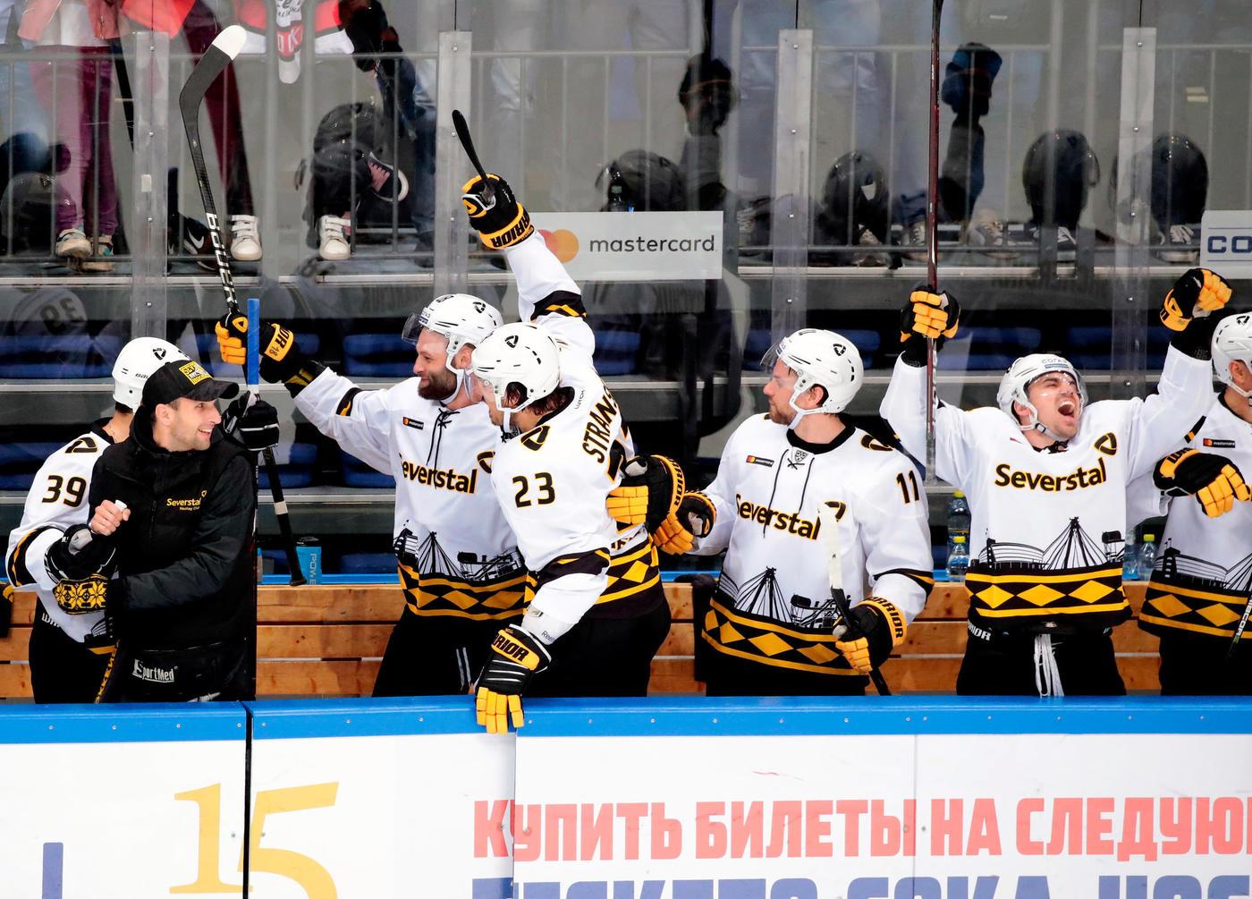 «Северсталь» предоставила КХЛ финансовые гарантии на сезон-2019/20 - фото