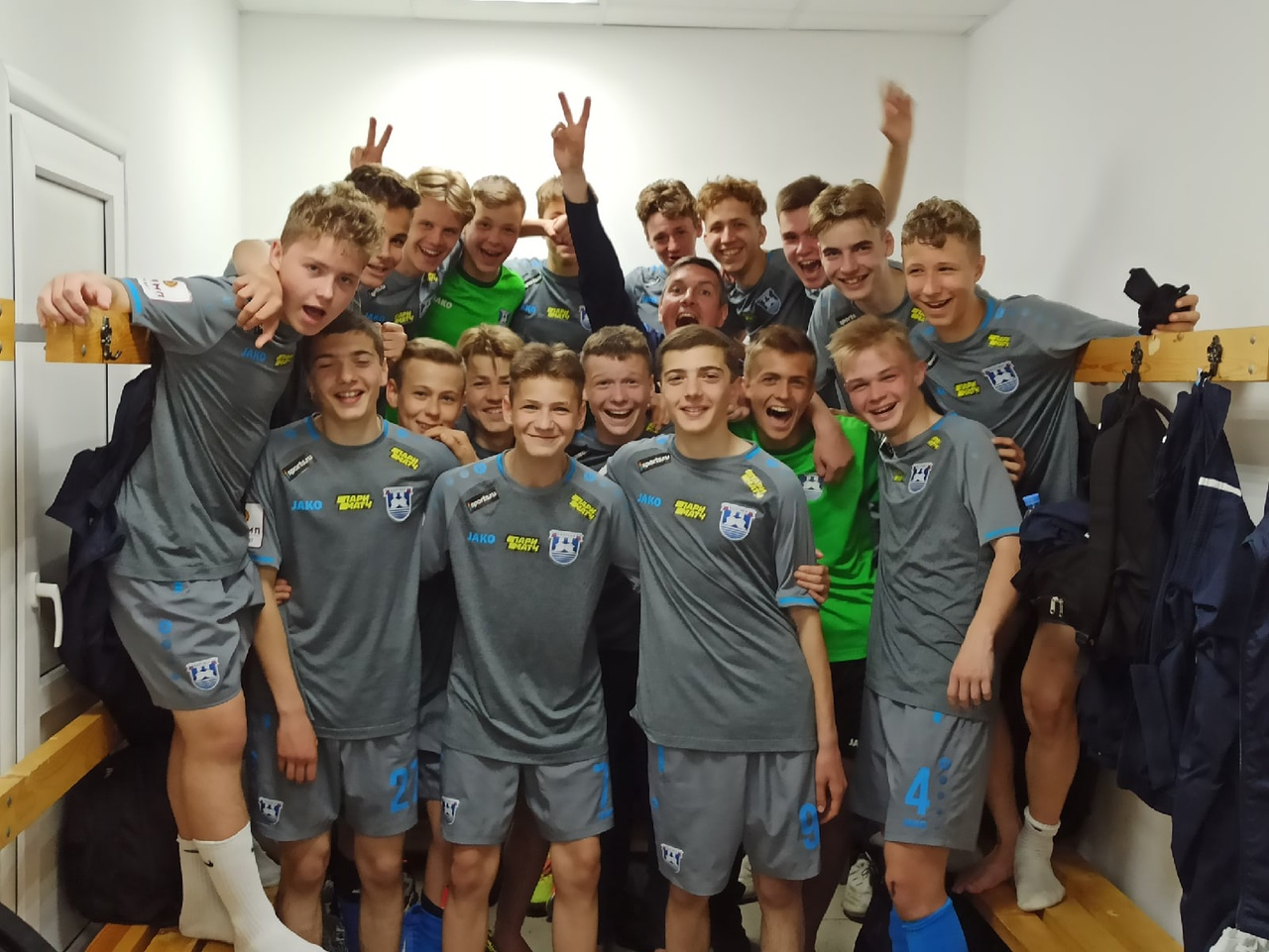Пока «Зенит» праздновал очередной титул, в Гатчине стартовала новая юношеская лига - фото