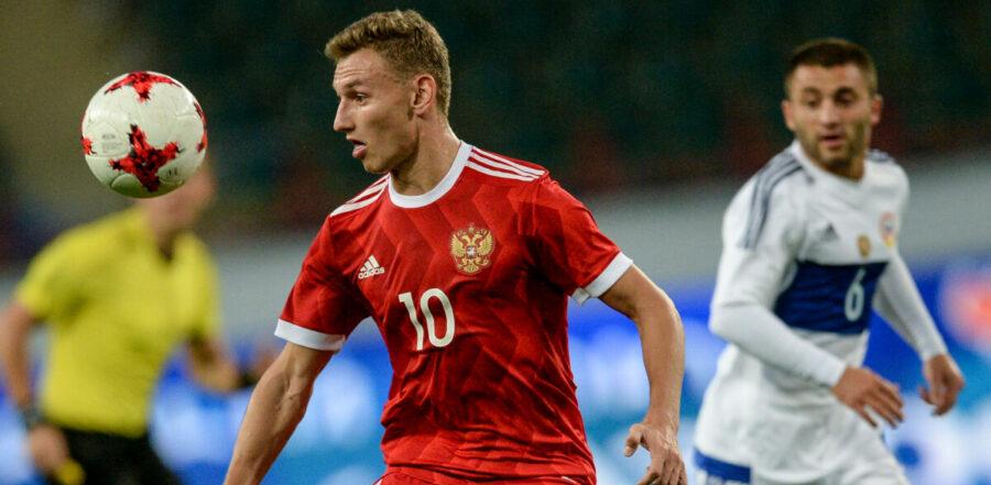 Черчесов прав. Зачем Чалову в сборную России, если он не выделяется даже на фоне «молодежки» Сербии? - фото