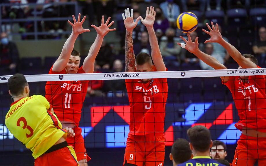 Федор Воронков: Чувствуется, что сборная России наедается волейболом - фото