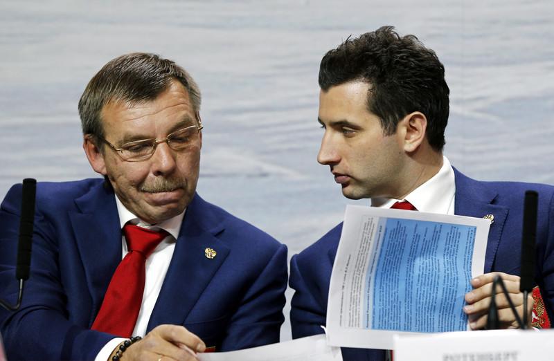 Журналистка Тубольцева: Решение назначить Знарка исходило не от руководства ФХР - фото