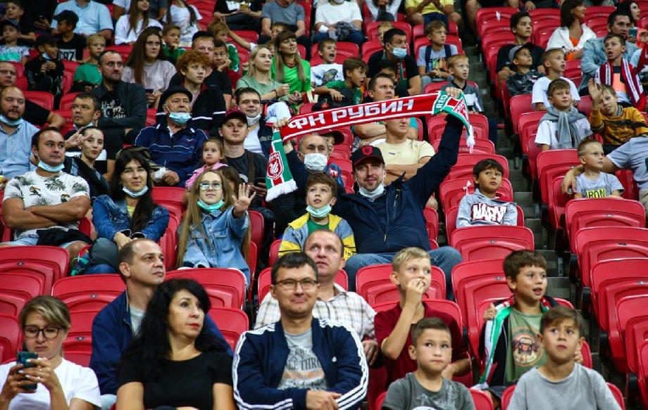 Генеральный секретарь РФС заявил, что посещаемость матчей чемпионата России будет увеличена - фото
