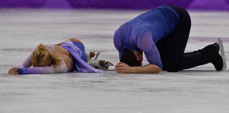 Когда чемпионы плачут - фото