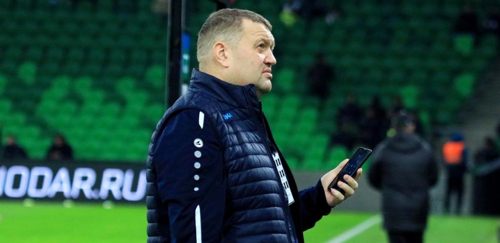 Спортдир «Тамбова» Худяков опроверг информацию о переходе в «Кубань» - фото