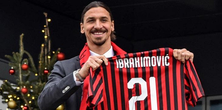 Златан Ибрахимович рассказал о своих целях в «Милане» после возвращения в клуб - фото