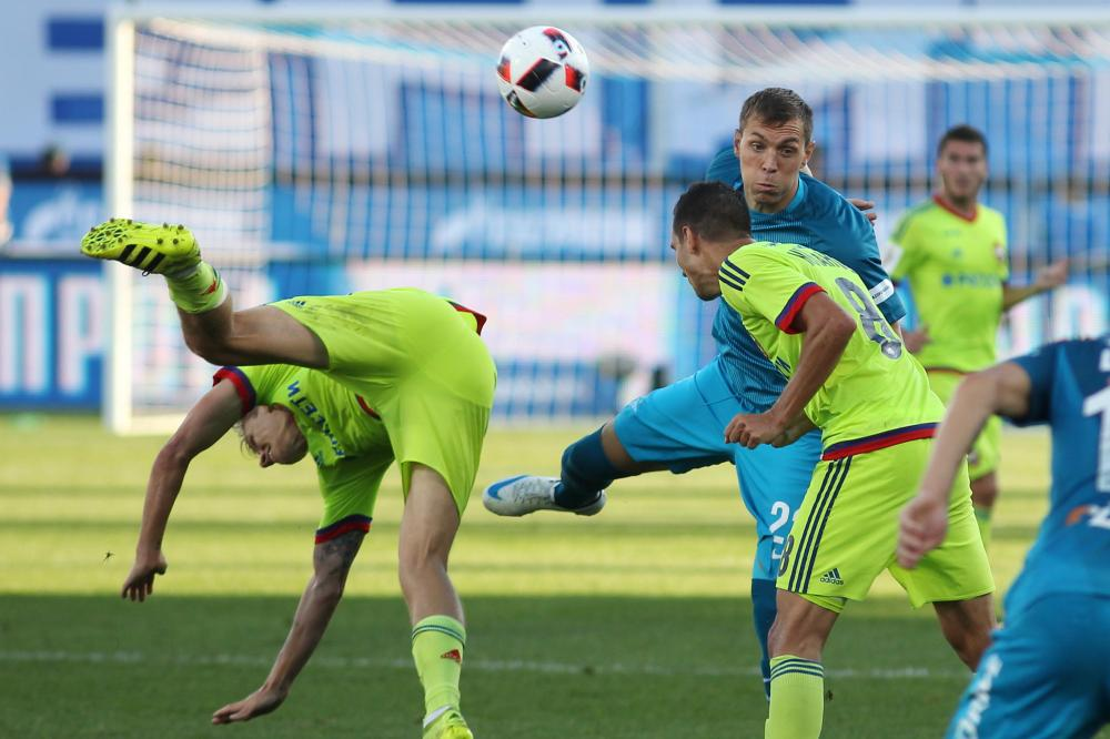 Андрей Николаев: В атаке «Зенит» сыграл сильнее, но ЦСКА ничья должна расстроить - фото