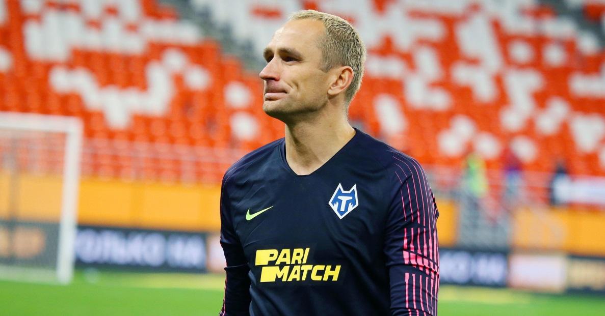 Алексей Сафонов: Рыжиков – в «Тамбове», но не хочет позориться, пропуская по 7-8 мячей за матч - фото