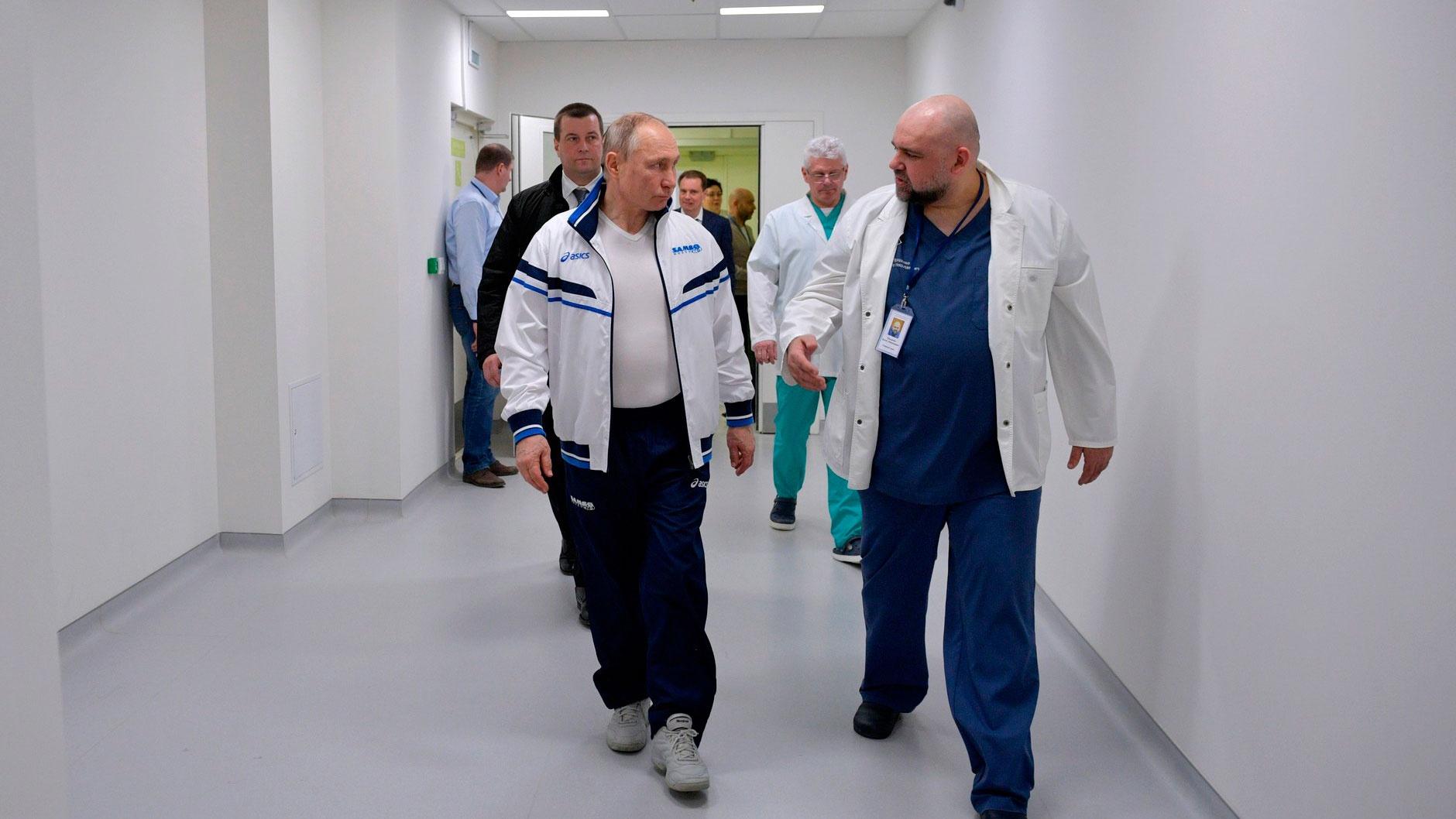 Владимир Путин: Ближайшие недели станут определяющими в борьбе с коронавирусом - фото