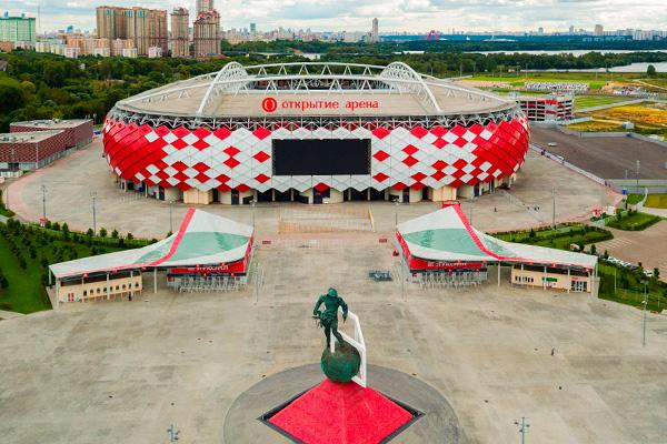 Матч «Спартак» - «Нижний Новгород» пройдет с 500 зрителями на трибунах - фото