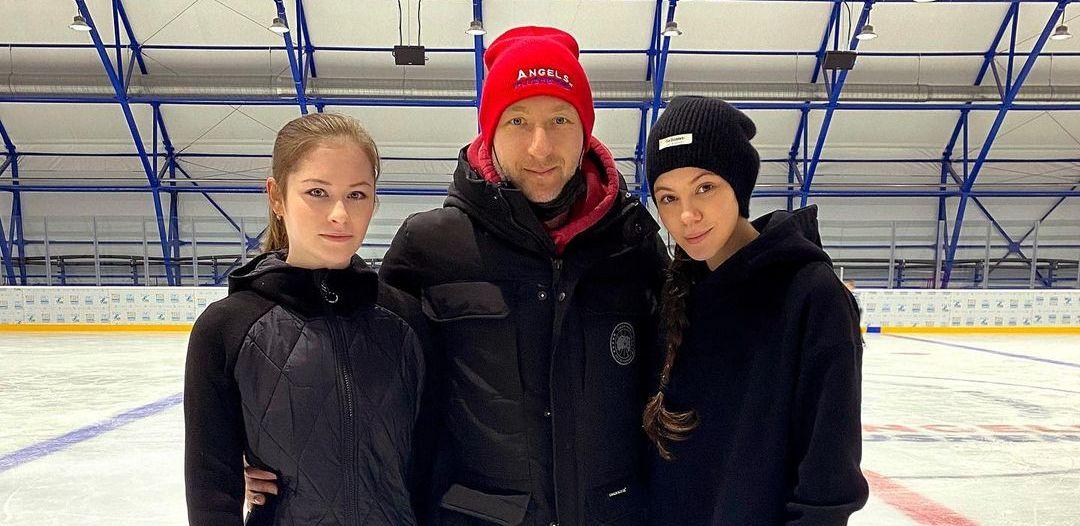 Плющенко взял на себя ответственность за снятие Косторной с чемпионата России - фото