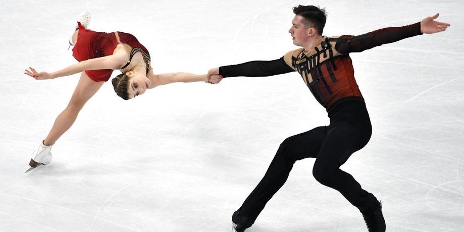 Мишина и Галлямов обыграли подопечных Тутберидзе на Finlandia Trophy - фото