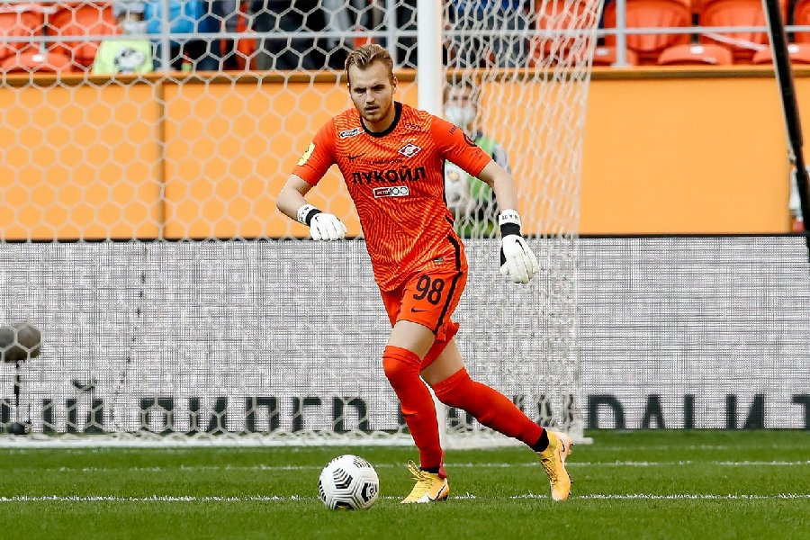 Кавазашвили рассказал, каким должен быть вратарь «Спартака» - фото