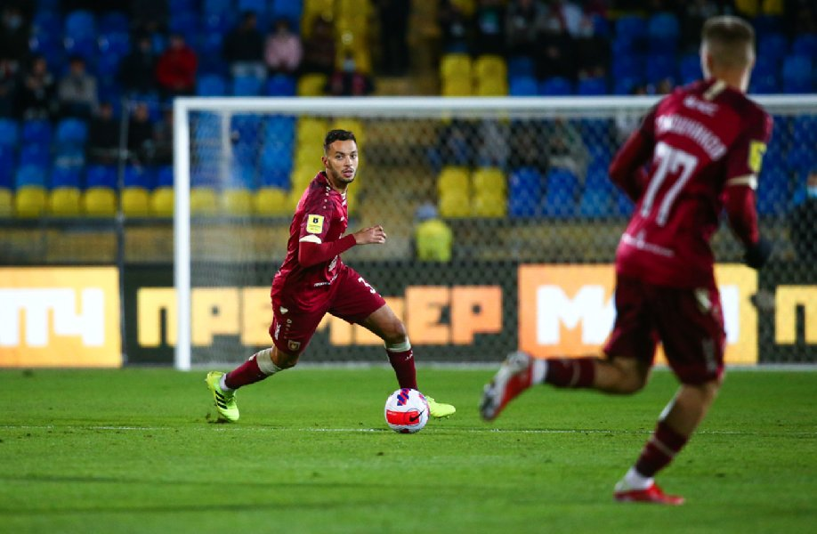 «Рубин» потерпел третье поражение в четырех последних матчах РПЛ - фото