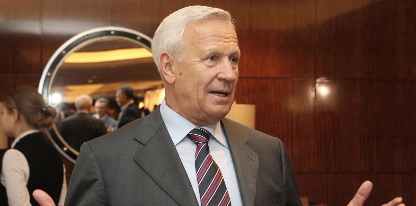 Почетный президент РФС Вячеслав Колосков: Я против предложения Газзаева - фото