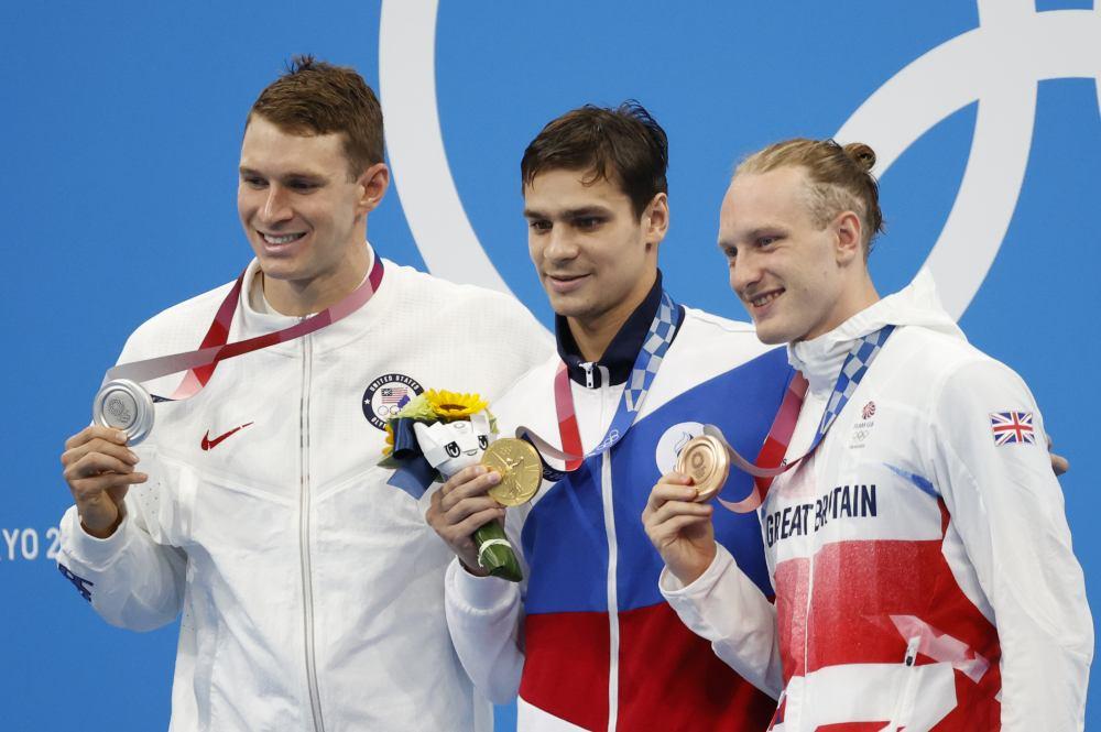 Россия сохранила четвертое место в медальном зачете Олимпиады и сократила отставание от США - фото
