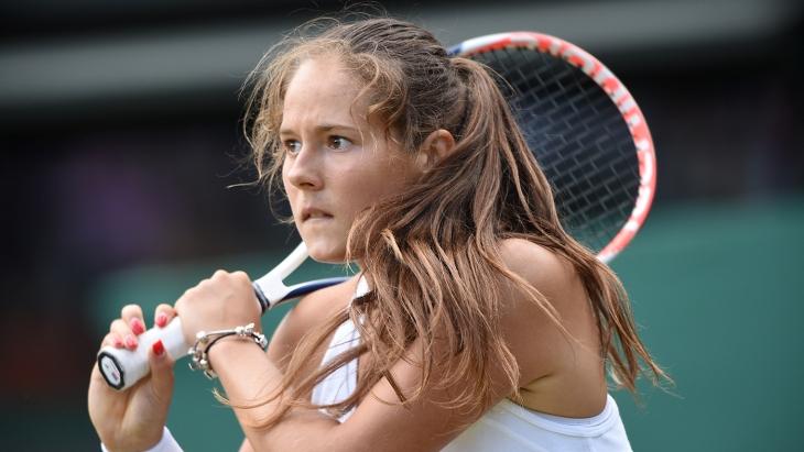 St.Petersburg Ladies Trophy: сможет ли Касаткина выбить из турнира Возняцки? - фото